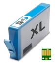 Alternativ Druckerpatrone HP 364XL Cyan mit Chip