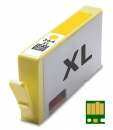 Alternativ Druckerpatrone HP 364XL Yellow mit Chip