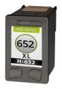 Alternativ Druckerpatrone HP 652 XL F6V25AE Schwarz