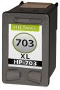 Refill Patrone HP 703 CD887AE  Schwarz