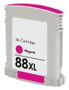 Alternativ HP Patronen 88xl Magenta