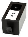 Alternativ HP Patronen 934 XL Schwarz mit Chip