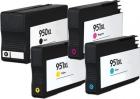 Set Patronen HP-950 951 CN045AE CN046AE CN047AE CN048AE
