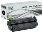 Alternativ HP Toner 15A C7115A Schwarz