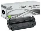 Alternativ HP Toner 15A C7115A Schwarz