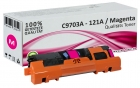Alternativ HP Toner 121A C9703A Magenta