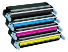Alternativ Toner Sparset HP 645A C9730A+C9731A+C9732A+C9733A