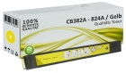 Alternativ HP Toner 824A CB382A Gelb