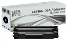 Alternativ HP Toner 36A CB436A Schwarz