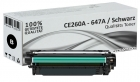 Alternativ HP Toner 647A CE260A Schwarz
