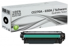 Alternativ HP Toner 650A CE270A Schwarz