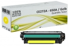 Alternativ HP Toner 650A CE272A Gelb