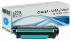 Alternativ HP Toner 507A / CE401A Cyan