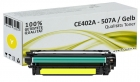 Alternativ HP Toner 507A / CE402A Yellow/Gelb