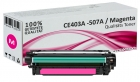 Alternativ HP Toner 507A / CE403A Magenta