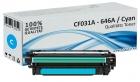 Alternativ HP Toner 646A CF031A Cyan