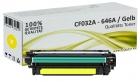 Alternativ HP Toner 646A CF032A Gelb