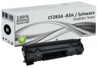 Alternativ HP Toner CF283A / 83A Schwarz