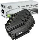 Sparset 4x Alternativ HP Toner Q1338A / 38A Schwarz