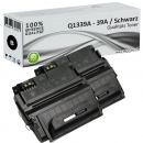 2x Alternativ HP Toner 39A Q1339A Schwarz Set