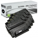 4x Alternativ HP Toner 39A Q1339A Schwarz Set