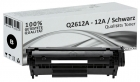 Alternativ HP Toner 12A Q2612A Schwarz