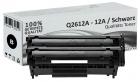 Sparset 2x Alternativ HP Toner Q2612A / 12A Schwarz