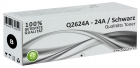 Alternativ HP Toner 24A Q2624A Schwarz