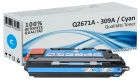 Alternativ HP Toner 309A Q2671A Cyan