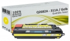 Alternativ HP Toner 311A Q2682A Gelb