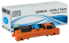 Alternativ HP Toner 122A Q3961A Cyan
