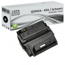 Alternativ HP Toner 42A Q5942A Schwarz
