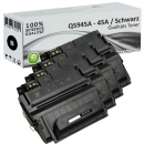 4x Alternativ HP Toner 45A Q5945A Schwarz Set
