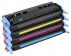 Alternativ Toner Set HP 124A Q6000A Q6001A Q6002A Q6003A