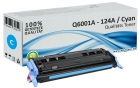 Alternativ HP Toner 124A Q6001A Cyan