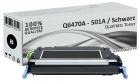 Alternativ HP Toner 501A Q6470A Schwarz