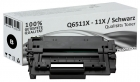 Alternativ HP Toner Q6511X / 11X Schwarz