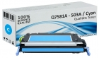 Alternativ HP Toner 503A Q7581A Cyan