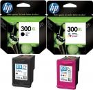 Original HP Patronen 300xl Multipack