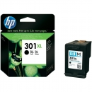Original HP Patronen 301xl CH563EE Schwarz