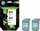 Original HP Patronen 344 c9505ee Color Multipack