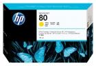 Original HP Patronen 80 C4873A Gelb