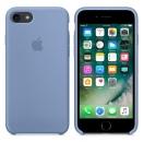Apple iPhone 7 / 8 Silikon Case - Himmelblau