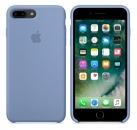 Apple iPhone 7 Plus / 8 Plus Silikon Case - Himmelblau