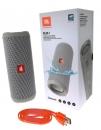 JBL Flip 4 - Bluetooth-Lautsprecher - Grau