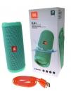 JBL Flip 4 - Bluetooth-Lautsprecher - Teal