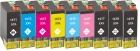 Set 9x Alternativ Epson Patronen Mehrfarbig T1571 - T1579