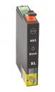 Alternativ Epson Patronen 603 (Seestern) XL Schwarz