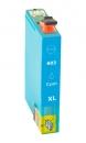 Alternativ Epson Patronen 603 (Seestern) XL Cyan