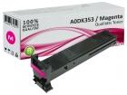 Alternativ Konica Toner A0DK353 / TN-318M Magenta